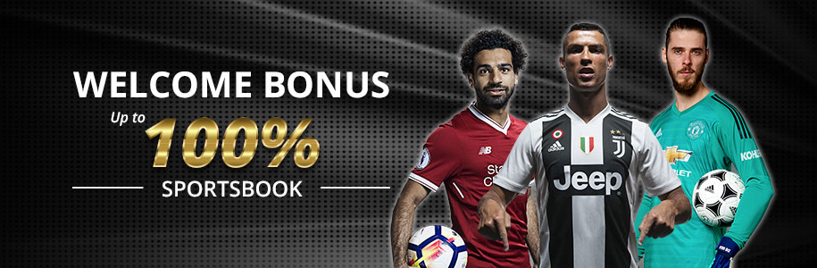 Welcome Bonus New Member 100% Sportsbook