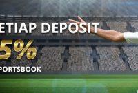 Bonus Setiap Deposit 5% Sportsbook