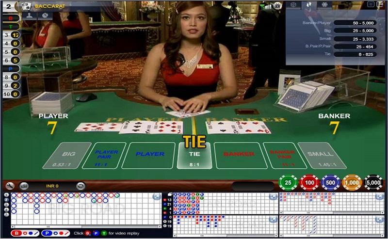 Panduan Bermain Live Casino Baccarat Visitorbet