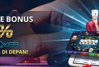Bonus New Member 5% Khusus IDN Poker