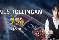 Komisi Rollingan 1% Live Casino