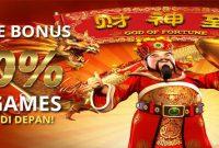 Bonus New Member 100% Slots Games Langsung Didepan !!!